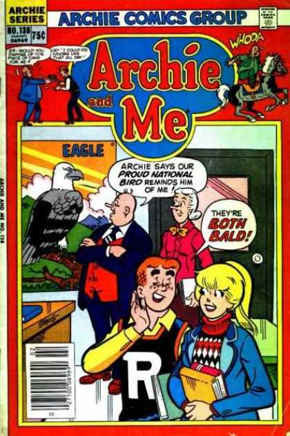 Archie and Me 138 - Stan Goldberg