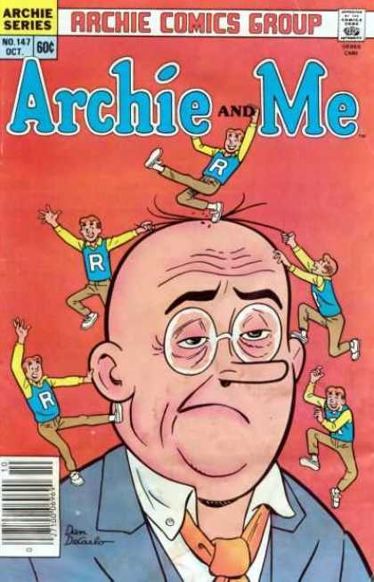 Archie and Me 147 - No147 - 60c - Archie Comics Group - Oct