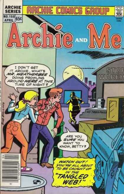 Archie and Me 150