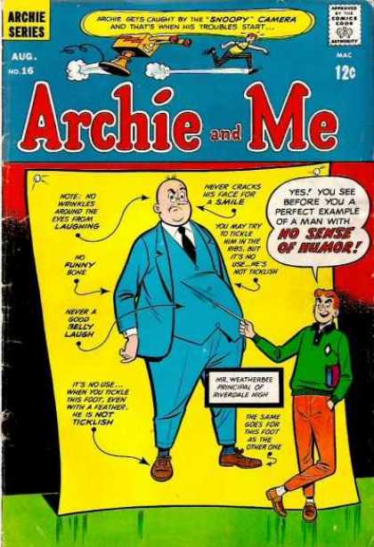 Archie and Me 16