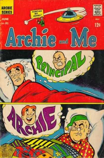Archie and Me 21