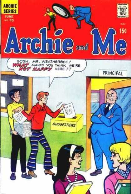 Archie and Me 35 - Archie And Me - 15centi - Archie Series - Principal - Suggestions