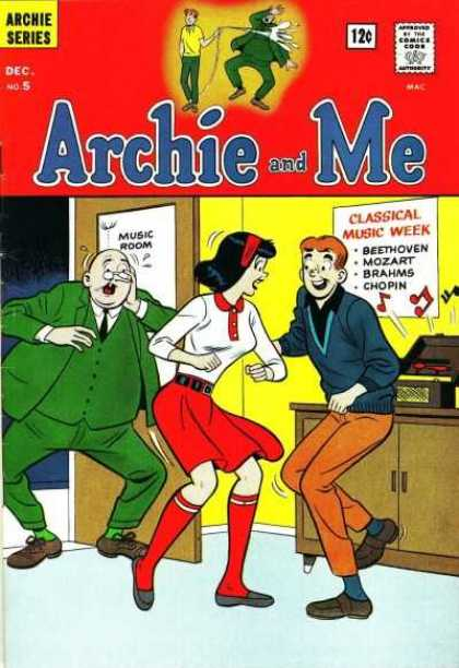 Archie and Me 5