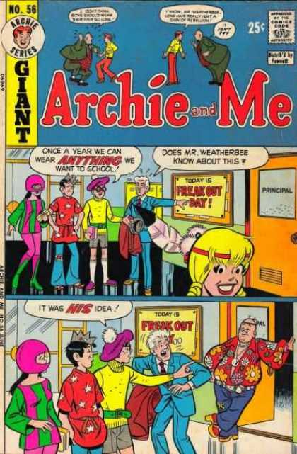Archie and Me 56