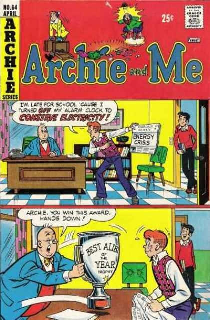 Archie and Me 64