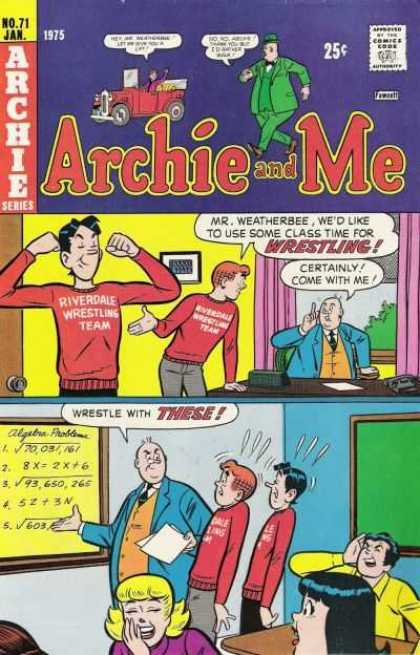 Archie and Me 71