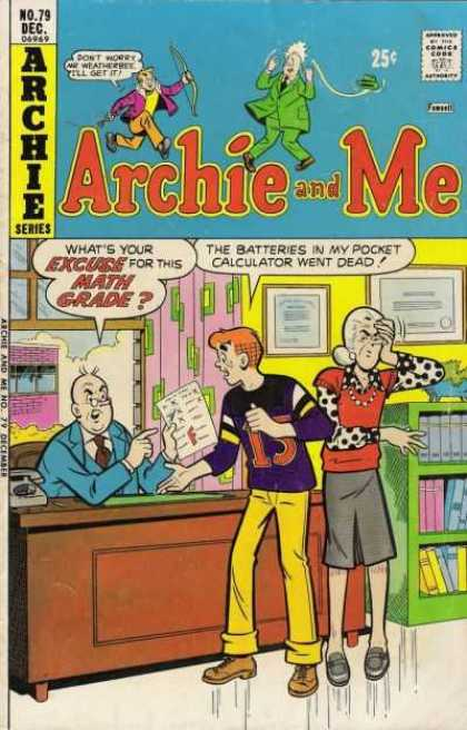 Archie and Me 79