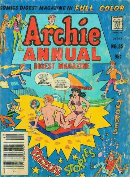 Archie Annual Digest 35