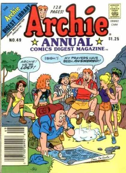 Archie Annual Digest 49