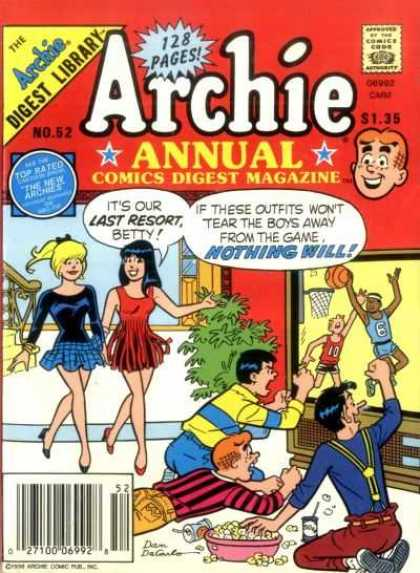 Archie Annual Digest 52