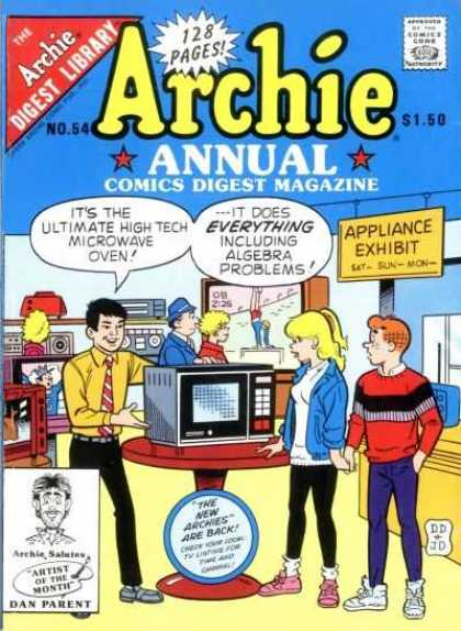 Archie Annual Digest 54