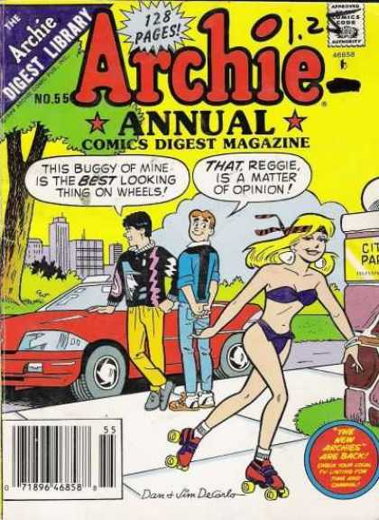Archie Annual Digest 55