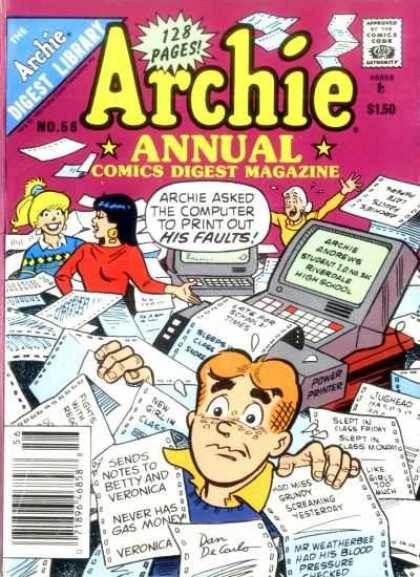 Archie Annual Digest 56
