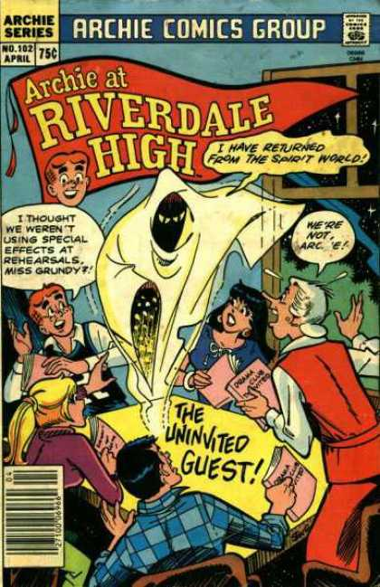 Archie at Riverdale High 102 - Stan Goldberg