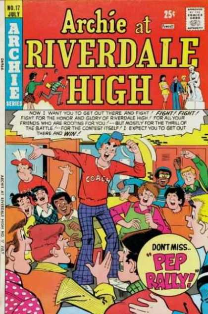 Archie at Riverdale High 17