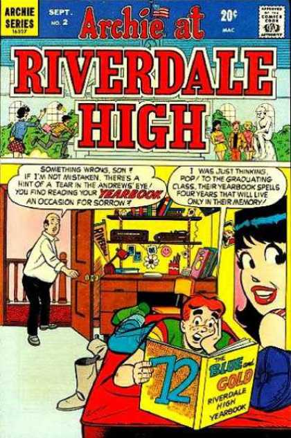 Archie at Riverdale High 2