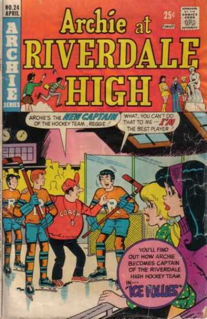 Archie at Riverdale High 24