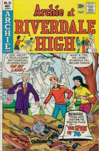 Archie at Riverdale High 35