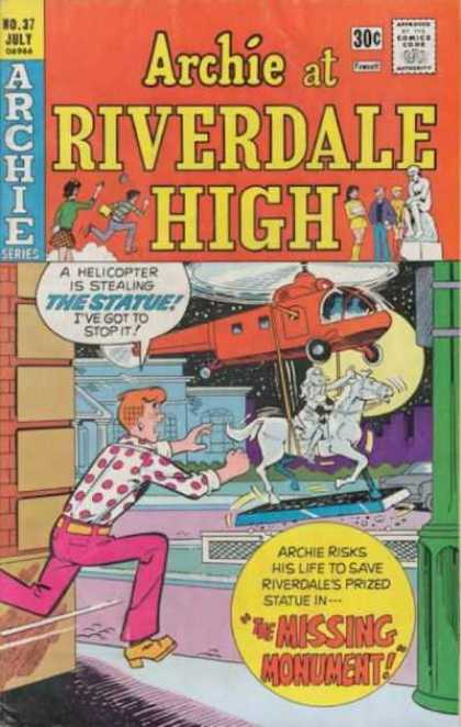 Archie at Riverdale High 37