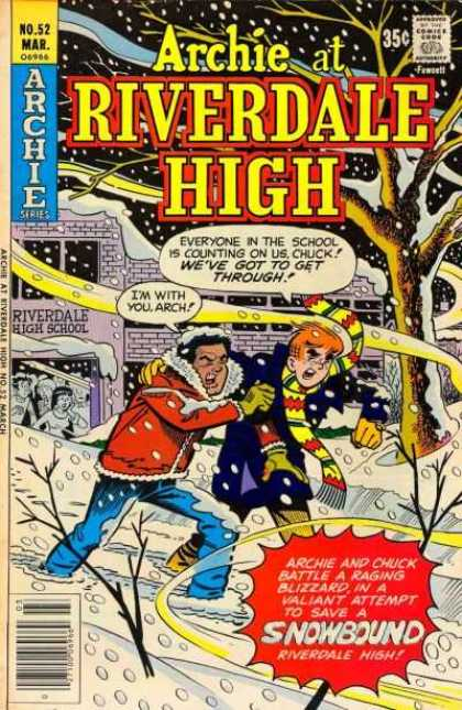 Archie at Riverdale High 52