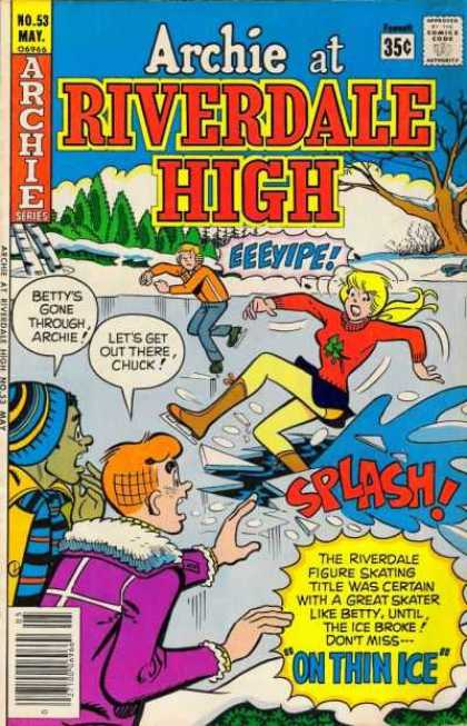 Archie at Riverdale High 53