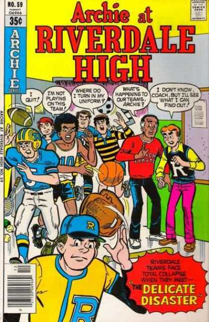 Archie at Riverdale High 59