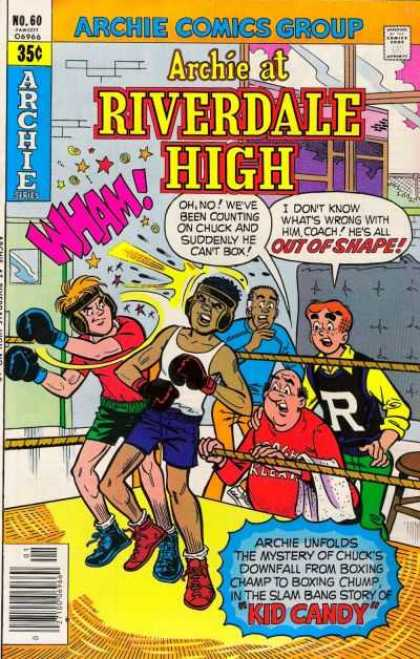 Archie at Riverdale High 60