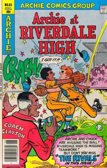 Archie at Riverdale High 63
