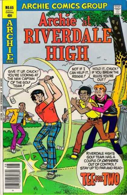 Archie at Riverdale High 65