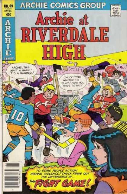 Archie at Riverdale High 69