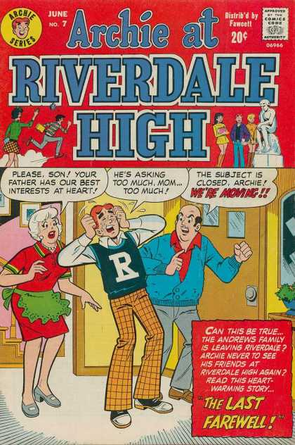 Archie at Riverdale High 7