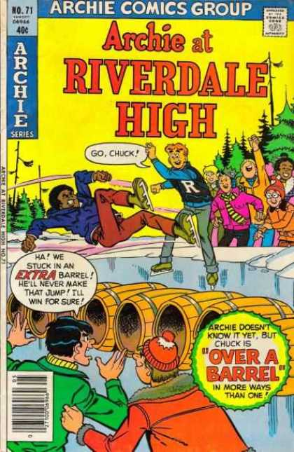 Archie at Riverdale High 71