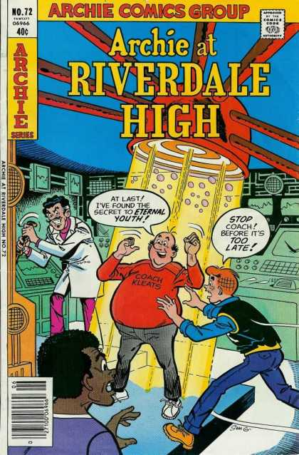 Archie at Riverdale High 72 - Stan Goldberg