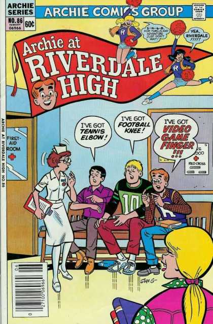 Archie at Riverdale High 86 - Stan Goldberg