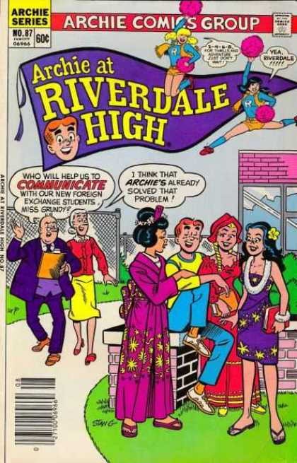 Archie at Riverdale High 87 - Stan Goldberg