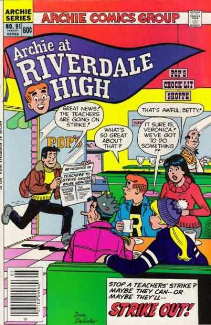 Archie at Riverdale High 91