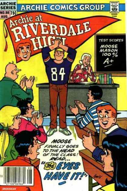Archie at Riverdale High 98 - Stan Goldberg