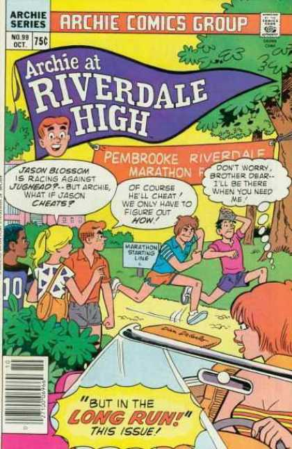 Archie at Riverdale High 99