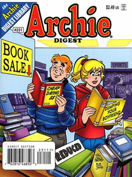 Archie Comics Digest 231 - Archie - Veronica - Books - Betty - Library