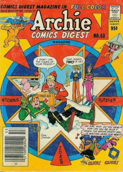 Archie Comics Digest 53