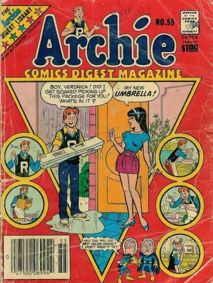 Archie Comics Digest 55