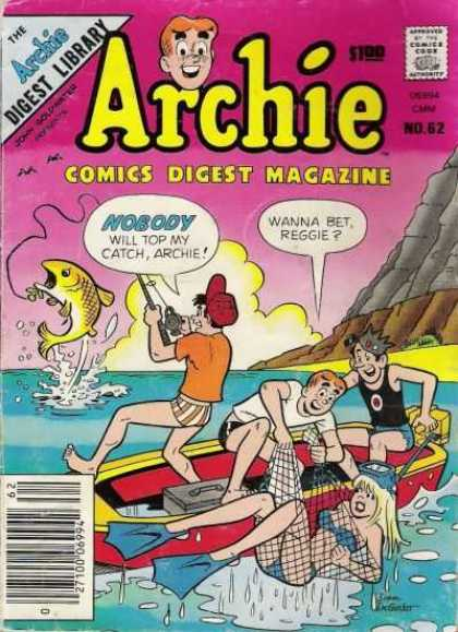 Archie Comics Digest 62