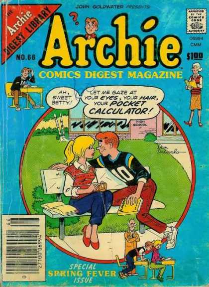 Archie Comics Digest 66