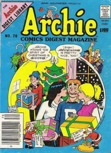 Archie Comics Digest 70