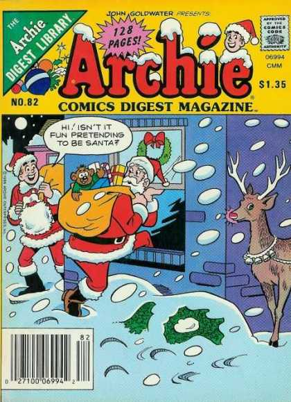 Archie Comics Digest 82