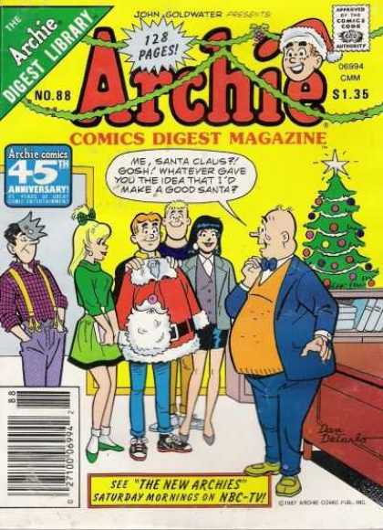 Archie Comics Digest 88