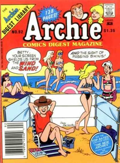 Archie Comics Digest 92