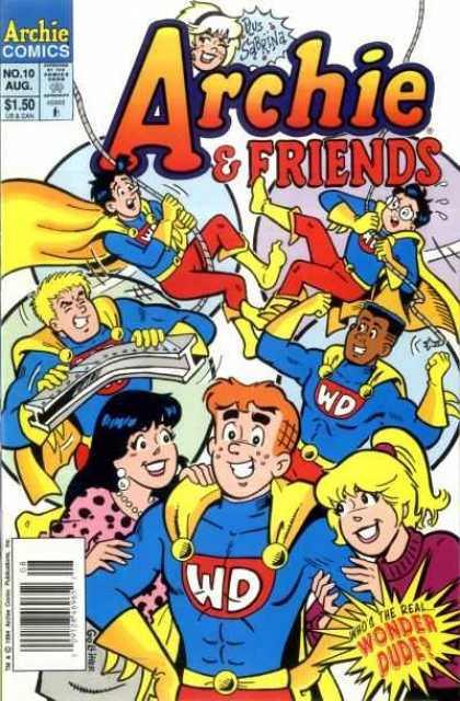 Archie & Friends 10