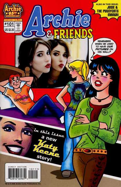 Archie & Friends 101 - Yes - Two Is Better - Shhhhhhhhhhh Im Dreaming - Nope - Twins