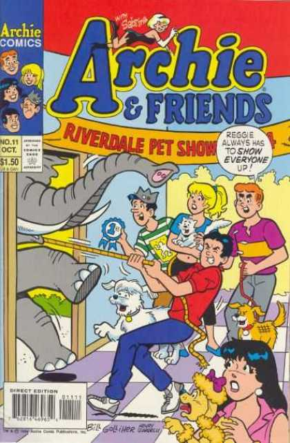Archie & Friends 11